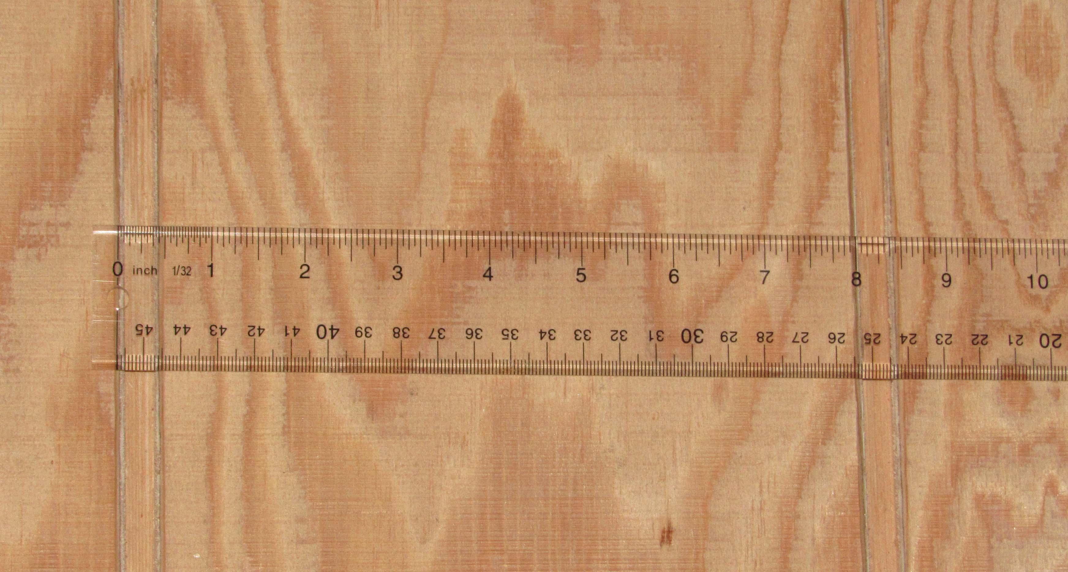 Fir Wood Screen Door