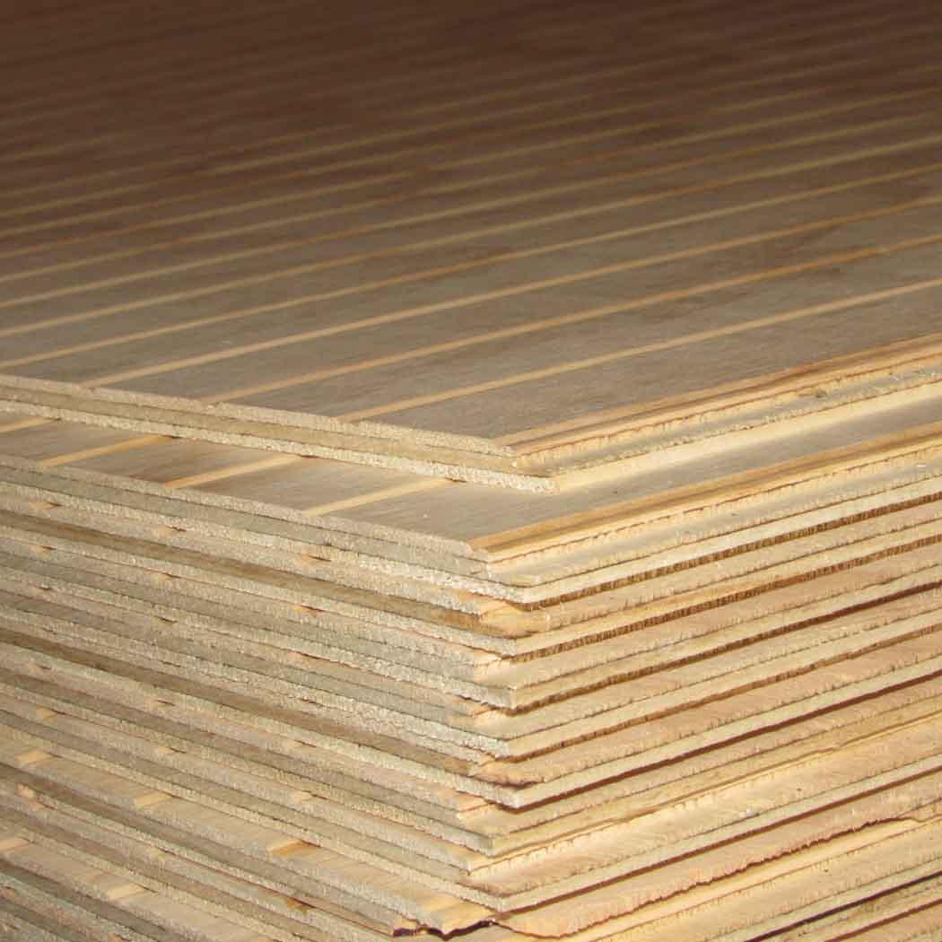 Clear Radiata Deep Wainscot Beadboard Capitol City Lumber