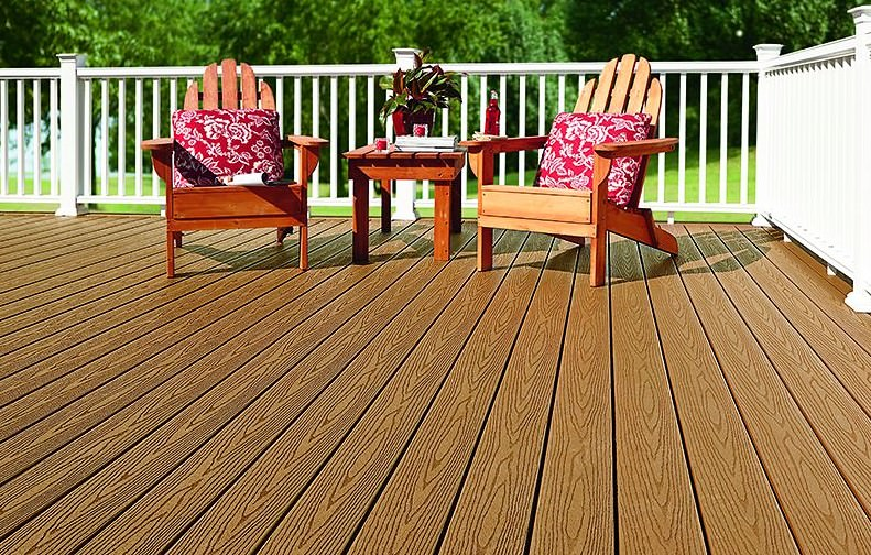 Fiberon good life composite decking capitol city lumber for Fiberon ipe decking prices