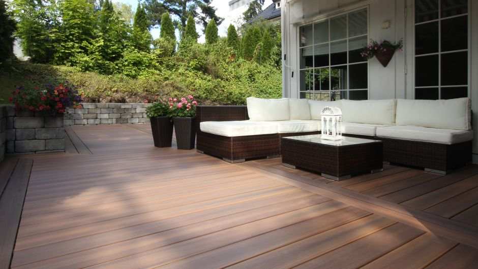 Fiberon Horizon Capped Composite Decking Capitol City