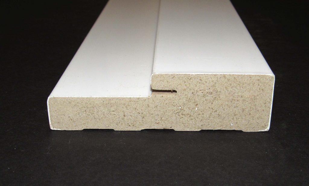 Jamb Exterior White Cap Pvc 4 9 16 Quot Capitol City Lumber