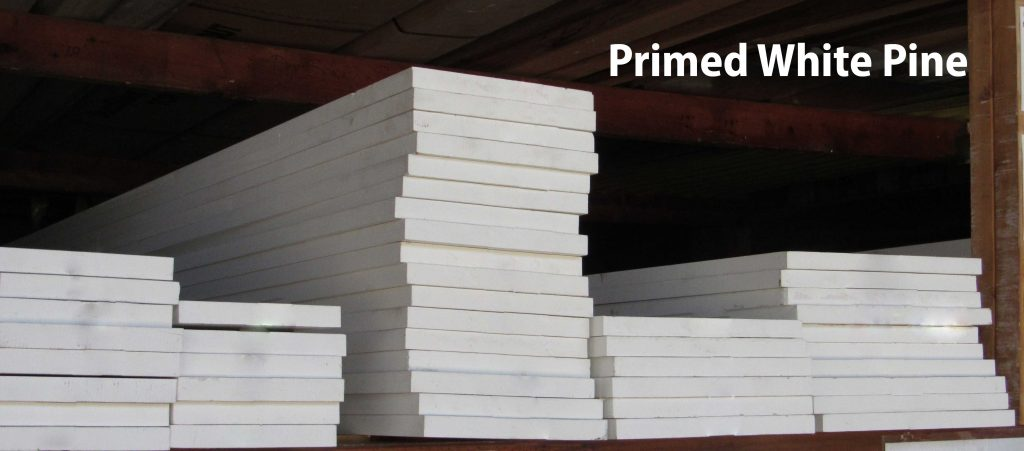 3 4 Primed Pine Boards Capitol City Lumber