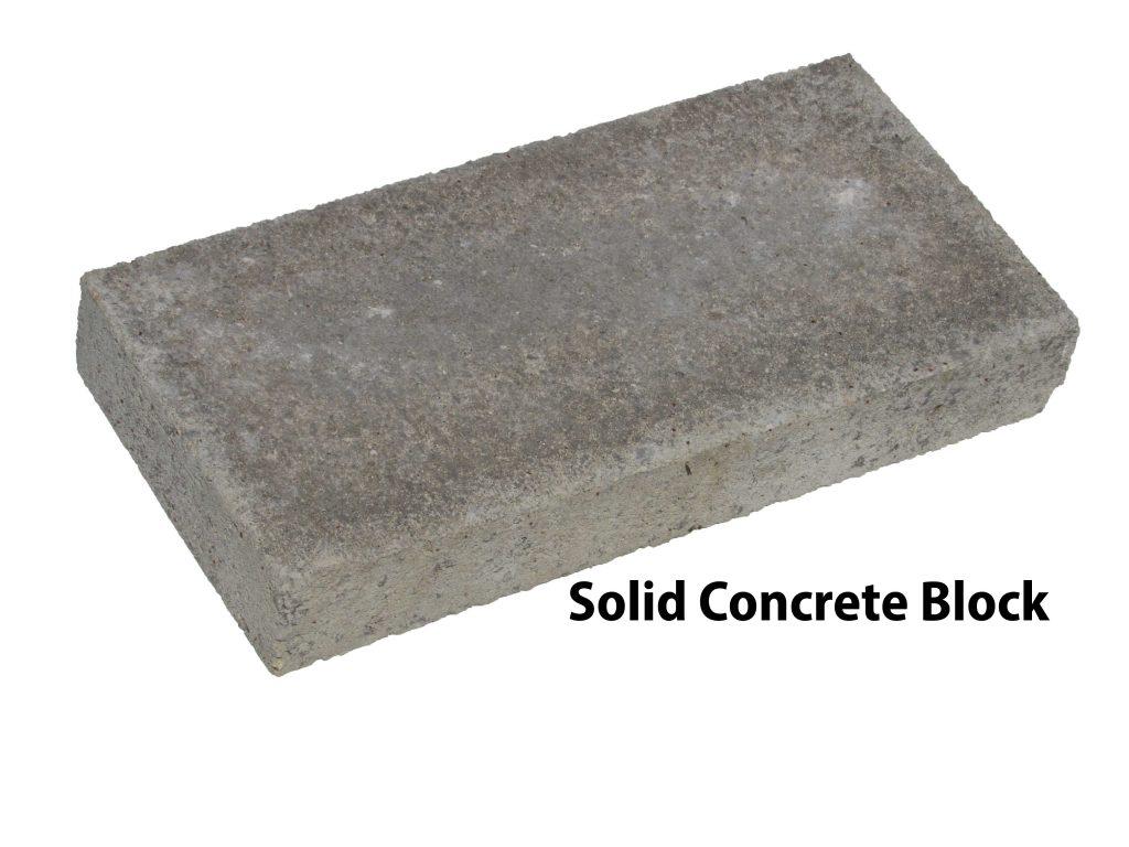 Solid Concrete Block Capitol City Lumber