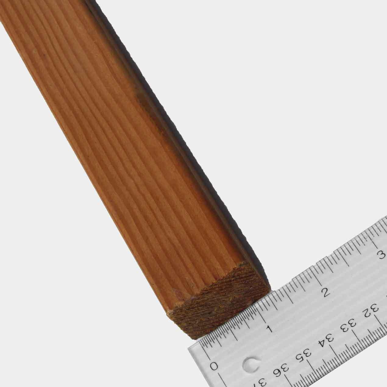 2x2 Doug Fir Clear S4s Capitol City Lumber