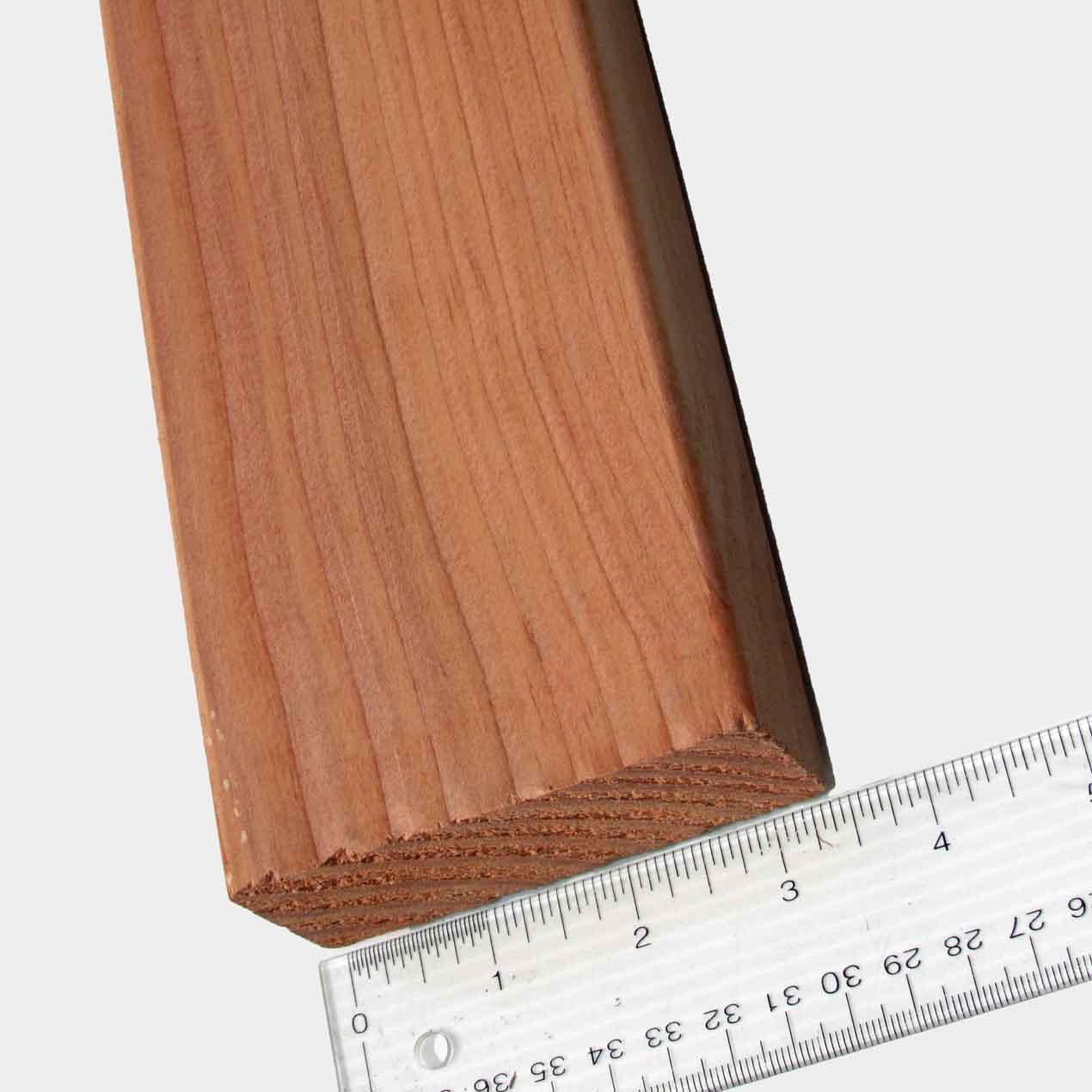 2x4 Doug Fir, Clear S4S - Capitol City Lumber