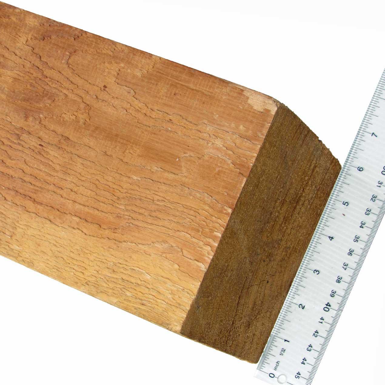 6x6 Wood