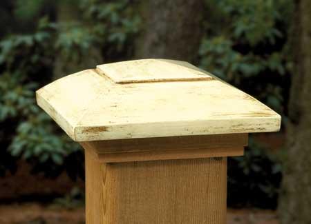 Designer Post Caps Capitol City Lumber