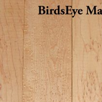 Birds Eye Maple Lumber Wood Acer Saccharum For Woodworking