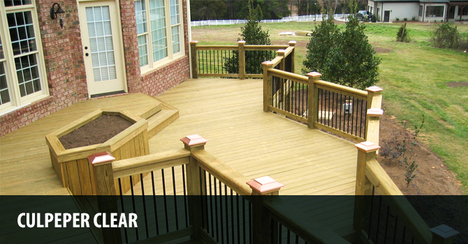 SELECT KDAT Re-dried YPT Culpeper EE Decking 5/4x6 - Capitol City Lumber