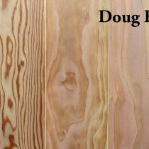 Doug Fir, Clear