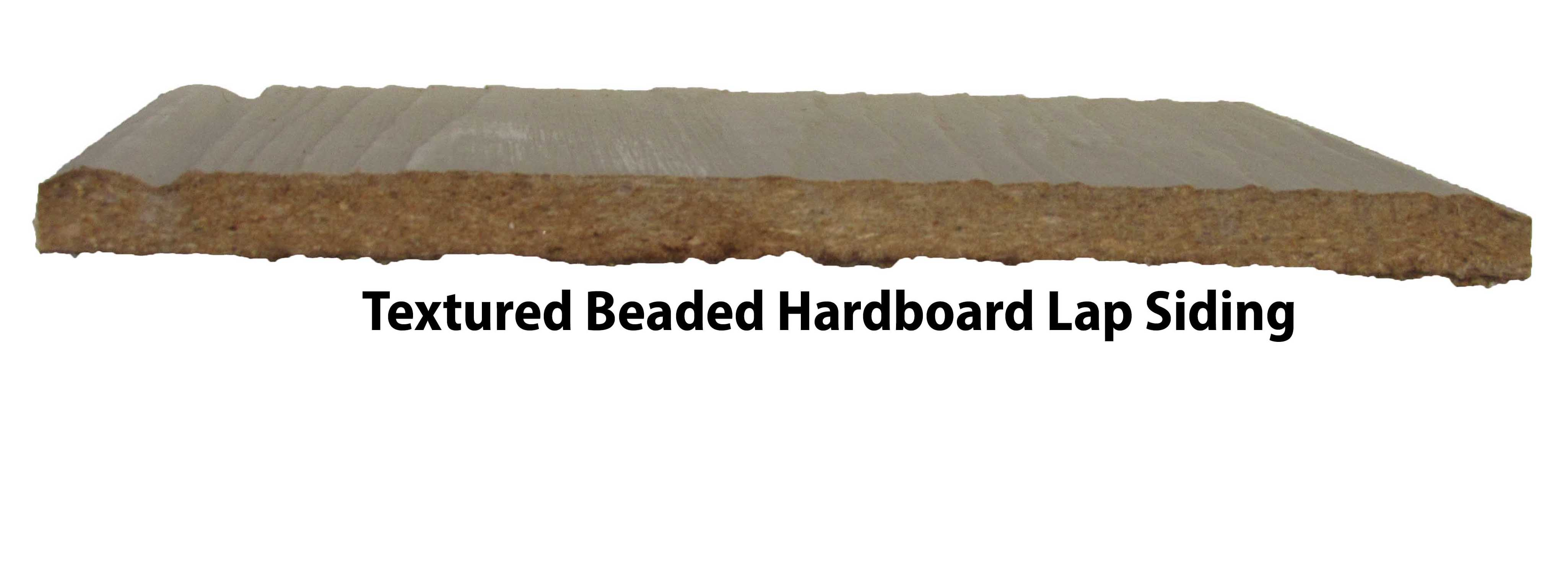 Textured beaded capitol city lumber