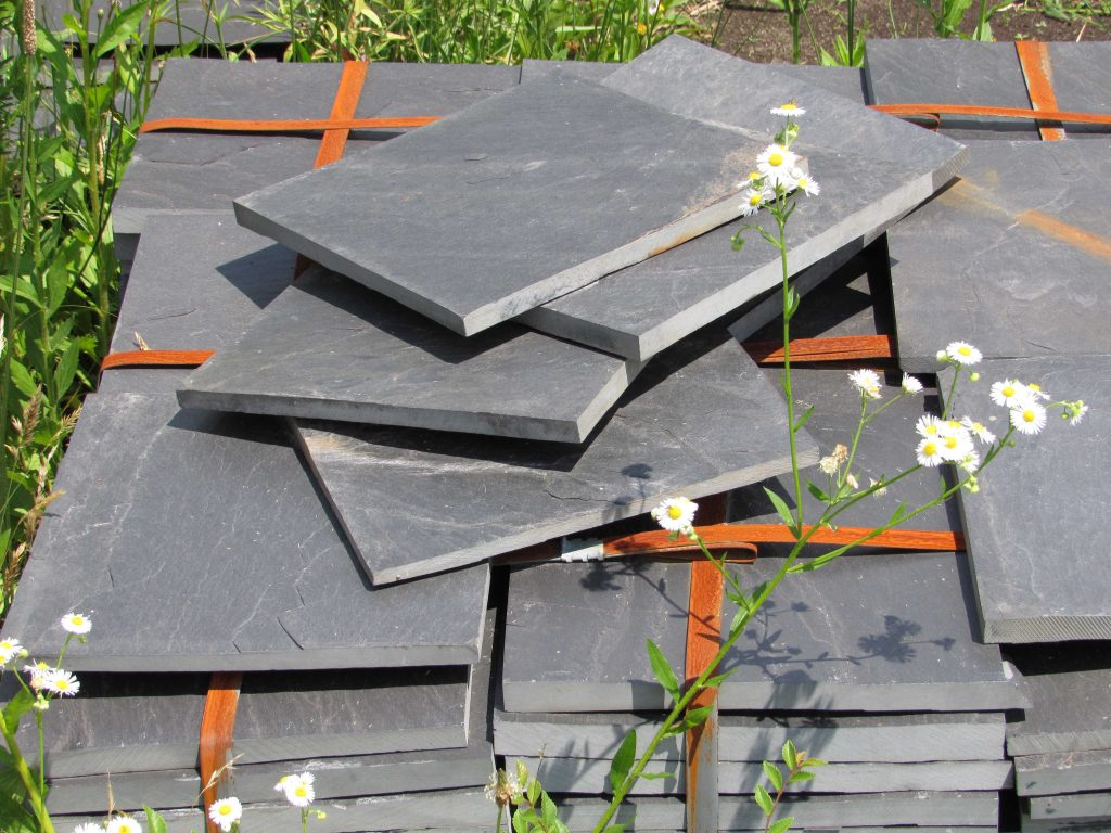 Buckingham Slate Flagstone Capitol City Lumber