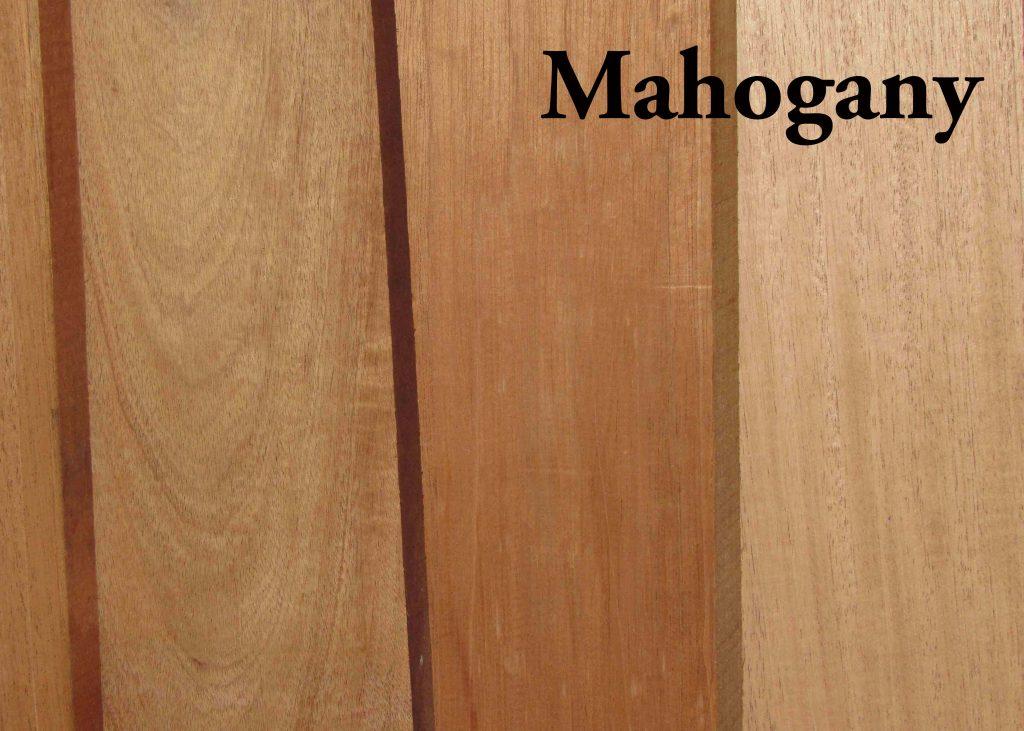 Mahogany Hardwood S4s Capitol City Lumber