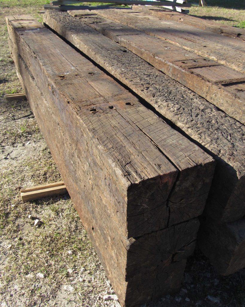 Used Railroad Ties Capitol City Lumber