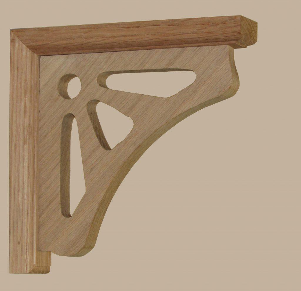 Decorative Sunburst Bracket Capitol City Lumber