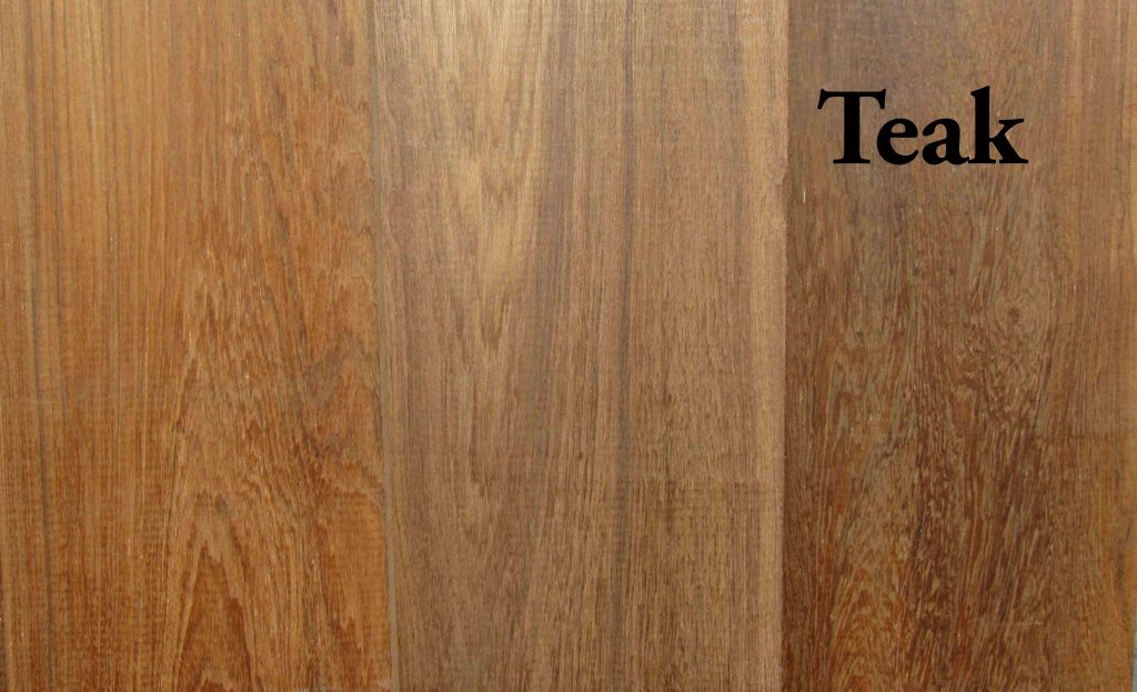 Teak Hardwood S4s Capitol City Lumber