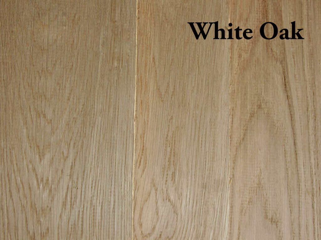 Oak White Hardwood Rough Capitol City Lumber