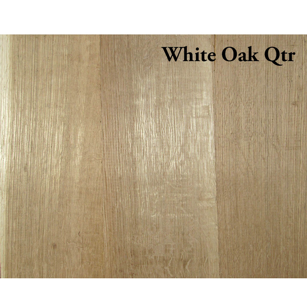 Oak, White, Quarter-Sawn