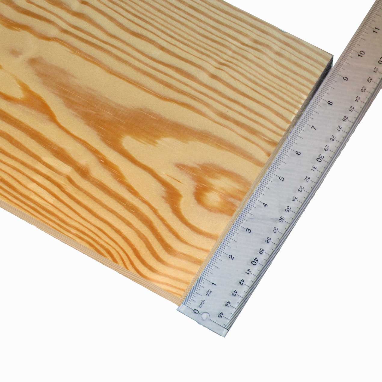1x10 Clear Yellow Pine Lumber, S4S - Capitol City Lumber