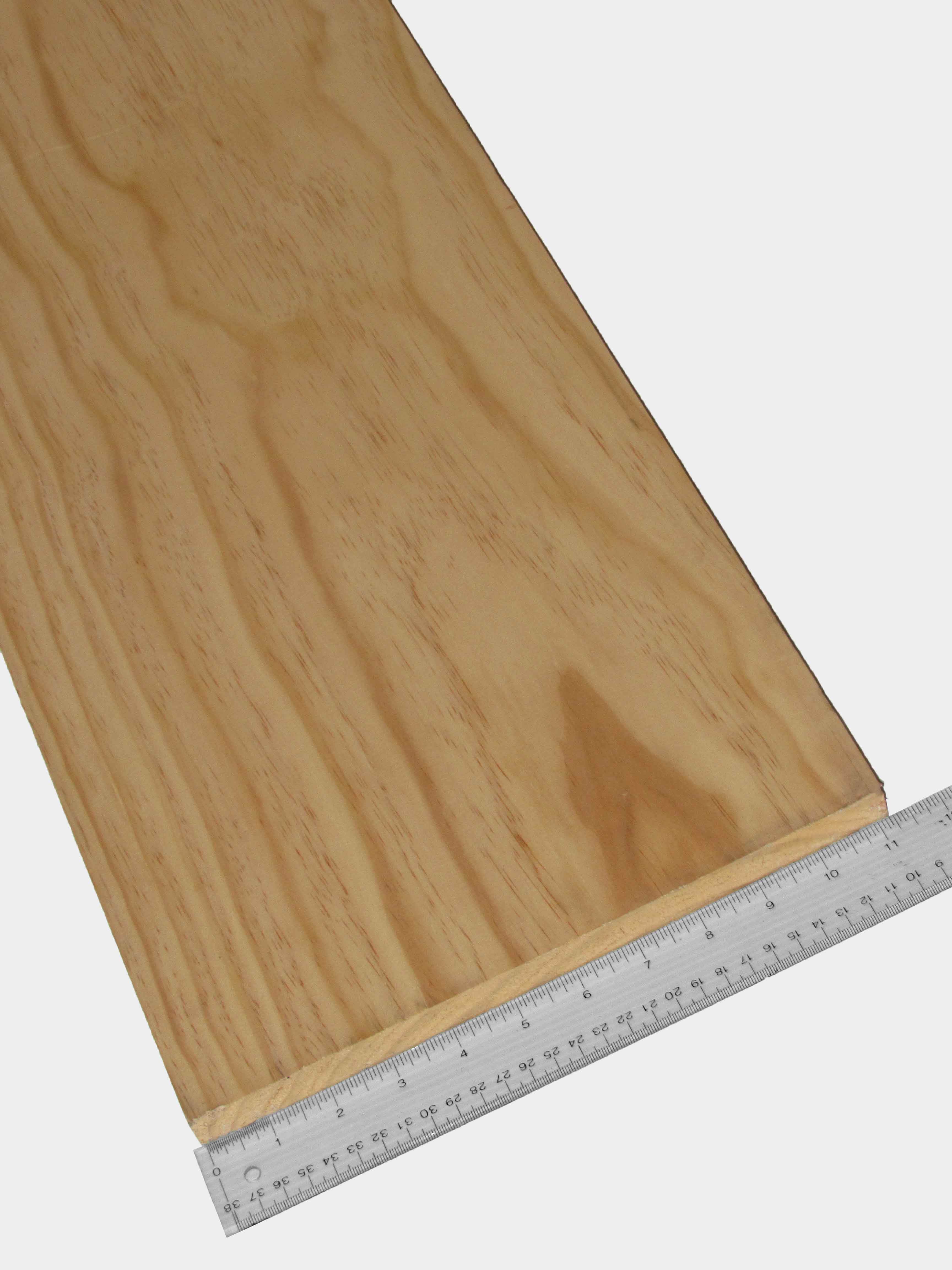 1x12 Clear White Pine Lumber, S4S - Capitol City Lumber