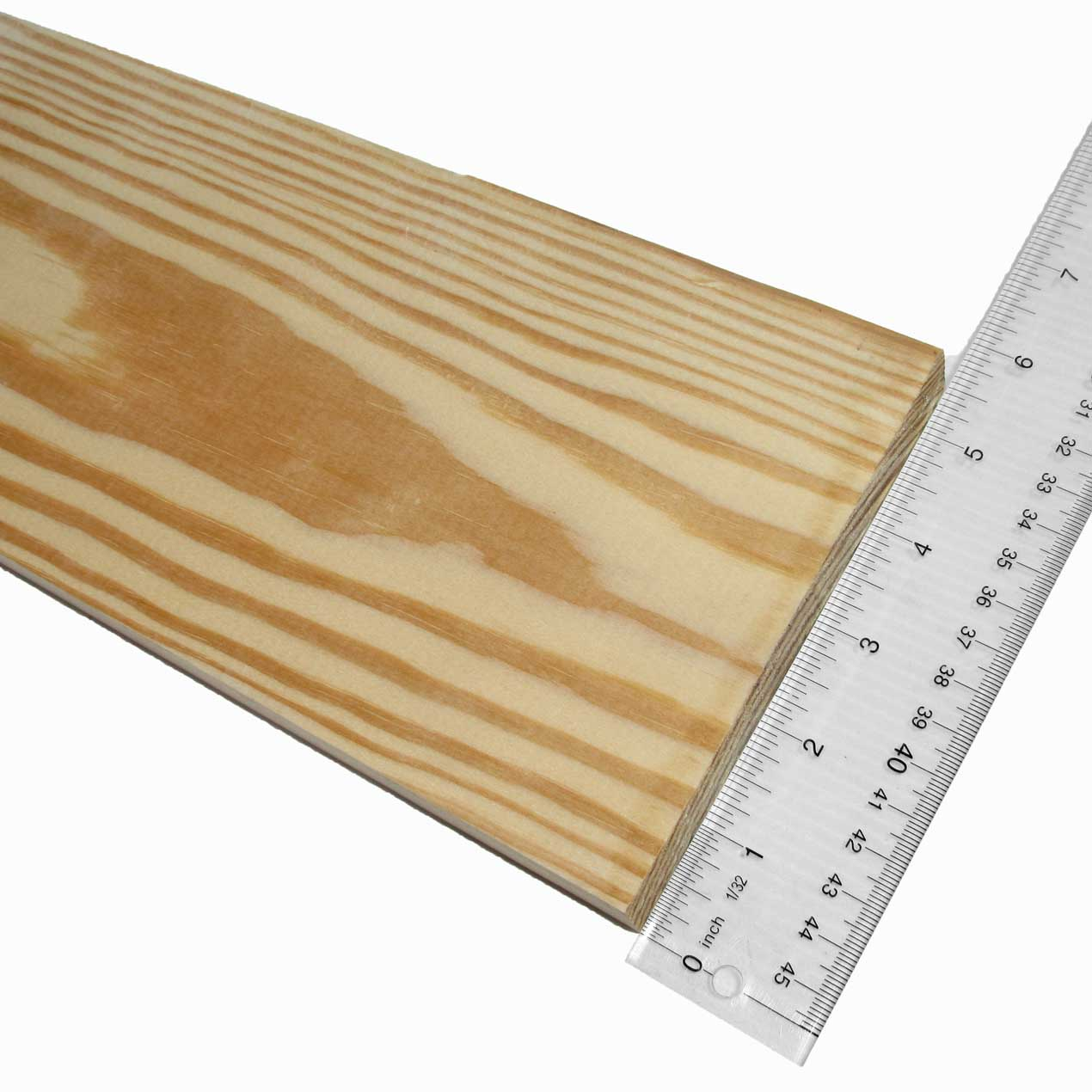 1x6 Clear Yellow Pine Lumber S4s Capitol City Lumber
