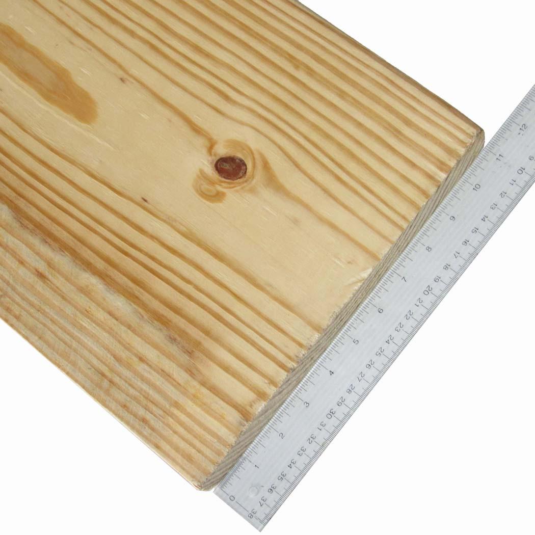 2x12 Yellow Pine, #1 Grade, S4S - Capitol City Lumber