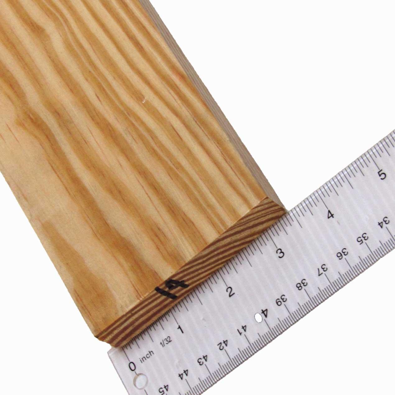 2x4 Yellow Pine Lumber 1 Grade S4s Capitol City Lumber