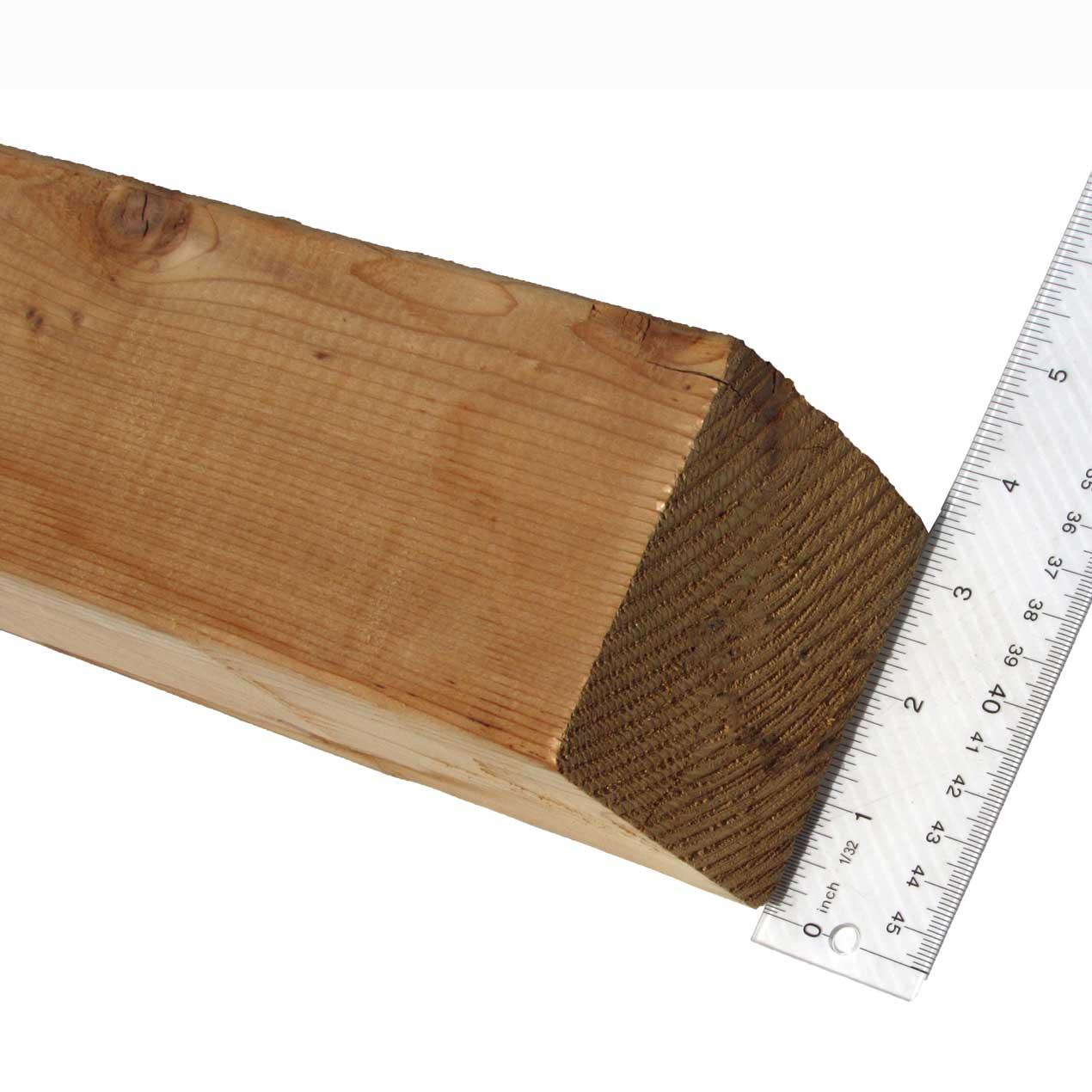 4x4 Doug Fir Clear S4s Capitol City Lumber