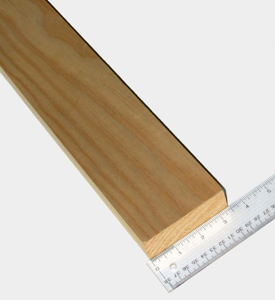 5 4x4 Clear White Pine Lumber S4s Capitol City Lumber