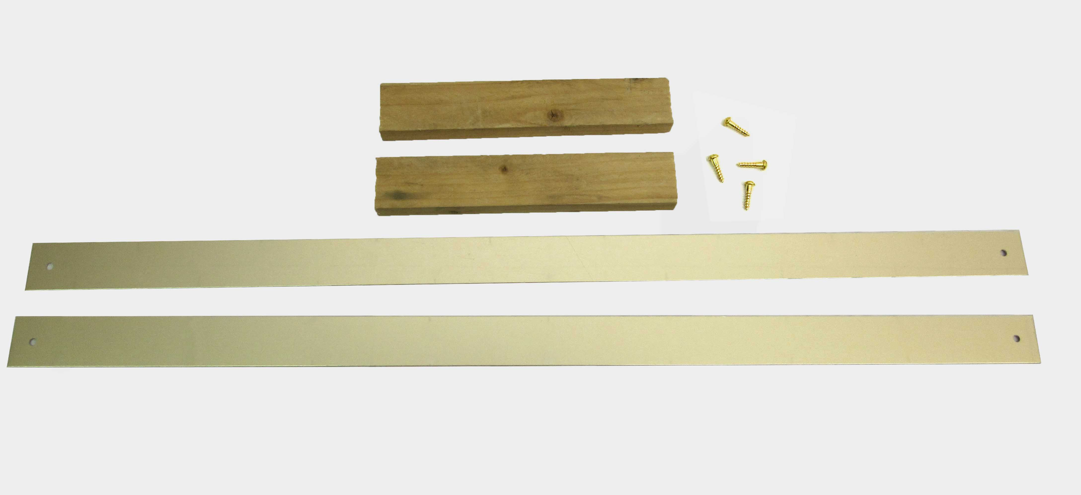 Replacement Brass Mailbox Straps Capitol City Lumber