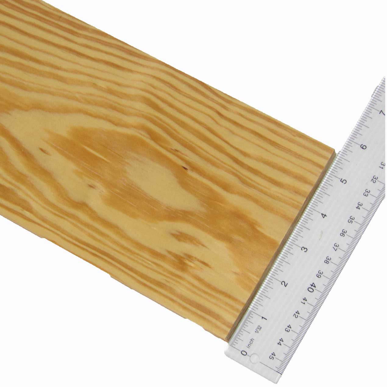 1/2x6 Clear Yellow Pine Lumber, S4S - Capitol City Lumber