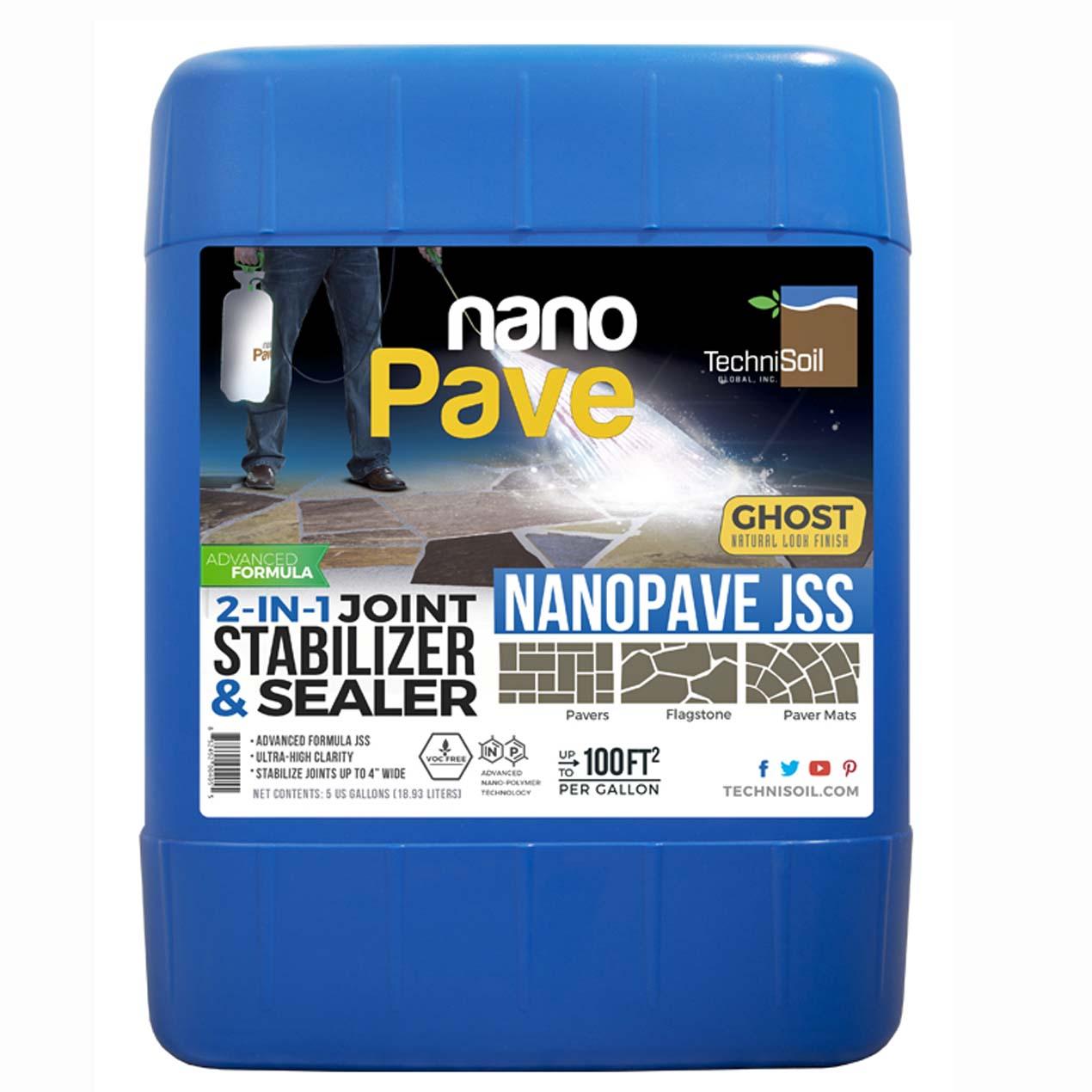 Technisoil Nanopave Joint Stabilizer And Sealer