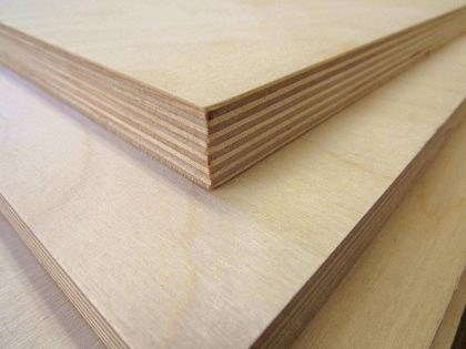 Birch (Baltic) Plywood - Capitol City Lumber
