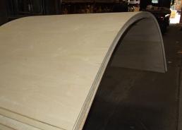 Bending (Meranti) Plywood