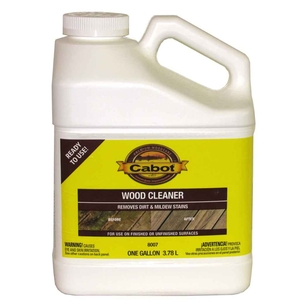 Cabot® Ready-To-Use Wood Cleaner