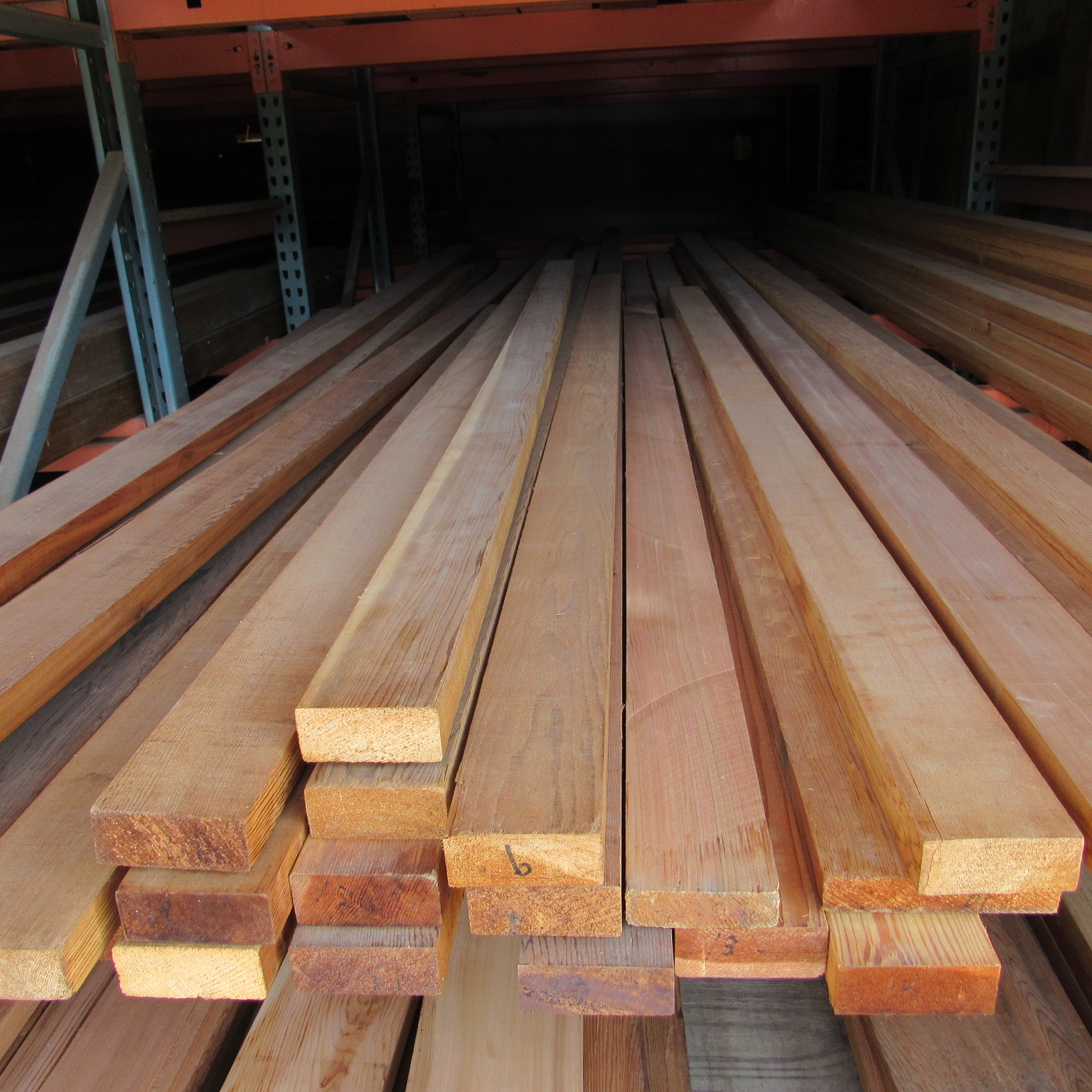 Clear cedar white pine capitol city lumber