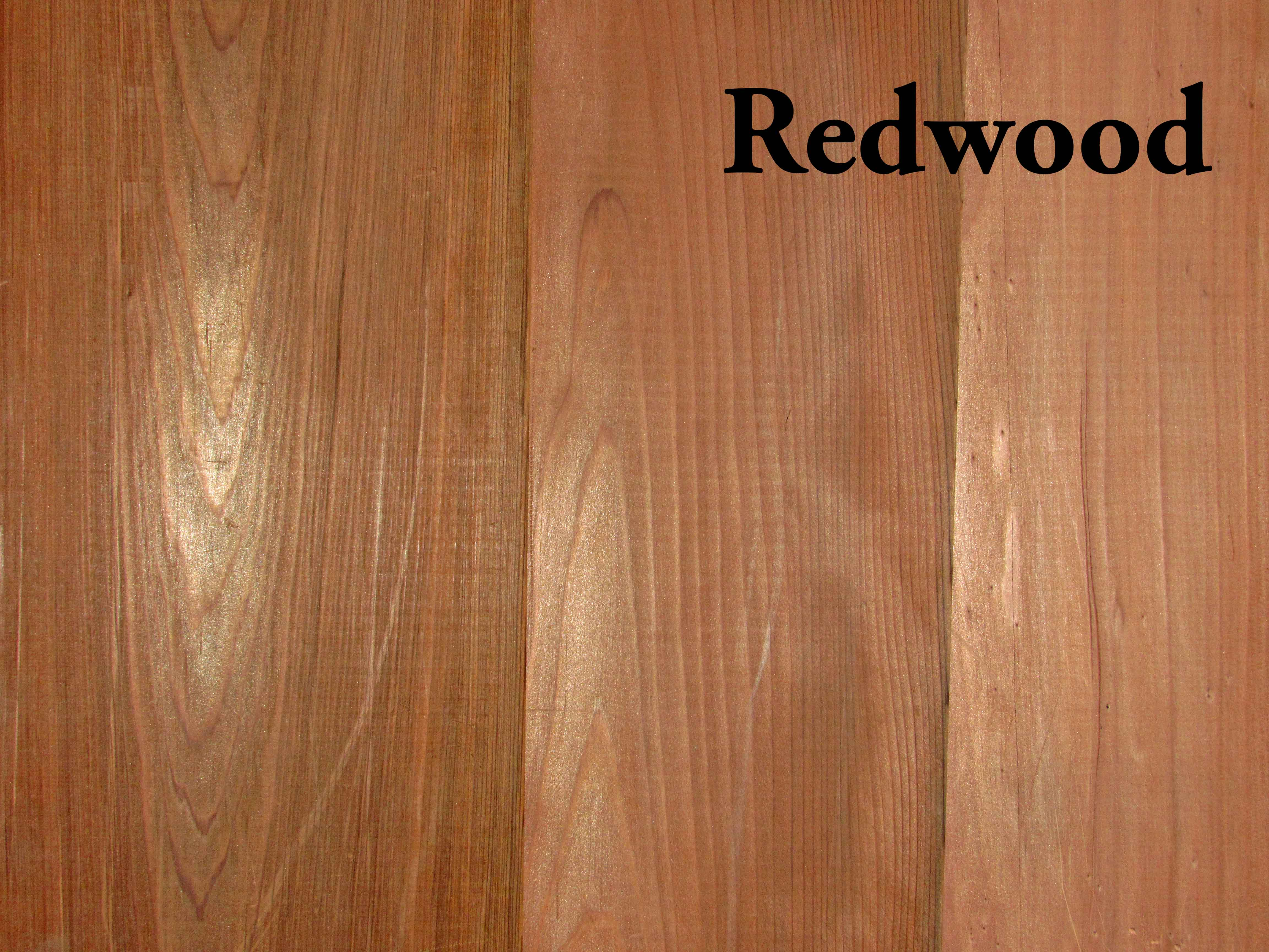 Clear Redwood