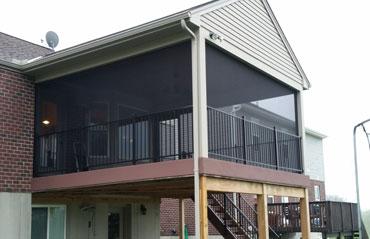 Screeneze 174 Porch Screening System Capitol City Lumber