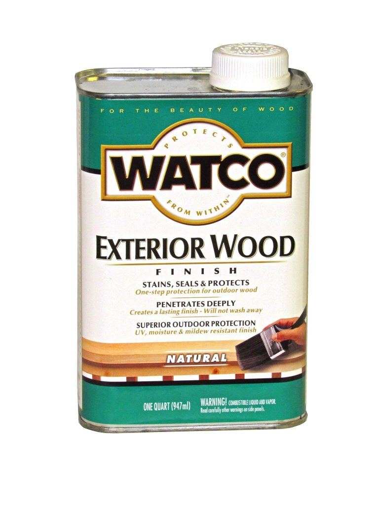 Watco 174 Exterior Wood Finish Capitol City Lumber