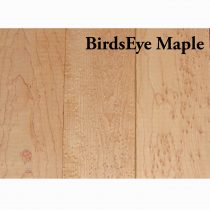Maple, Birdseye