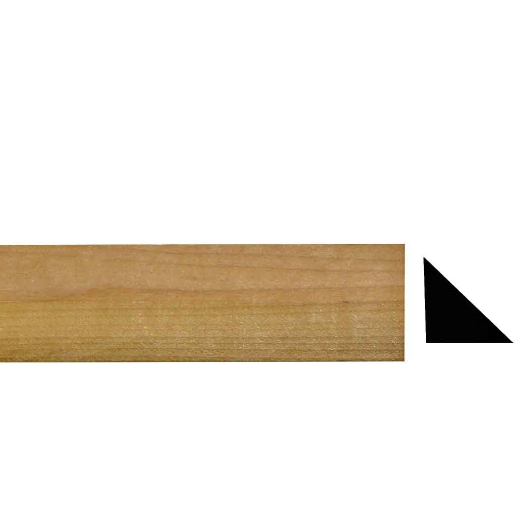 995 Chamfer Strip 3 4 Quot X 3 4 Quot Capitol City Lumber