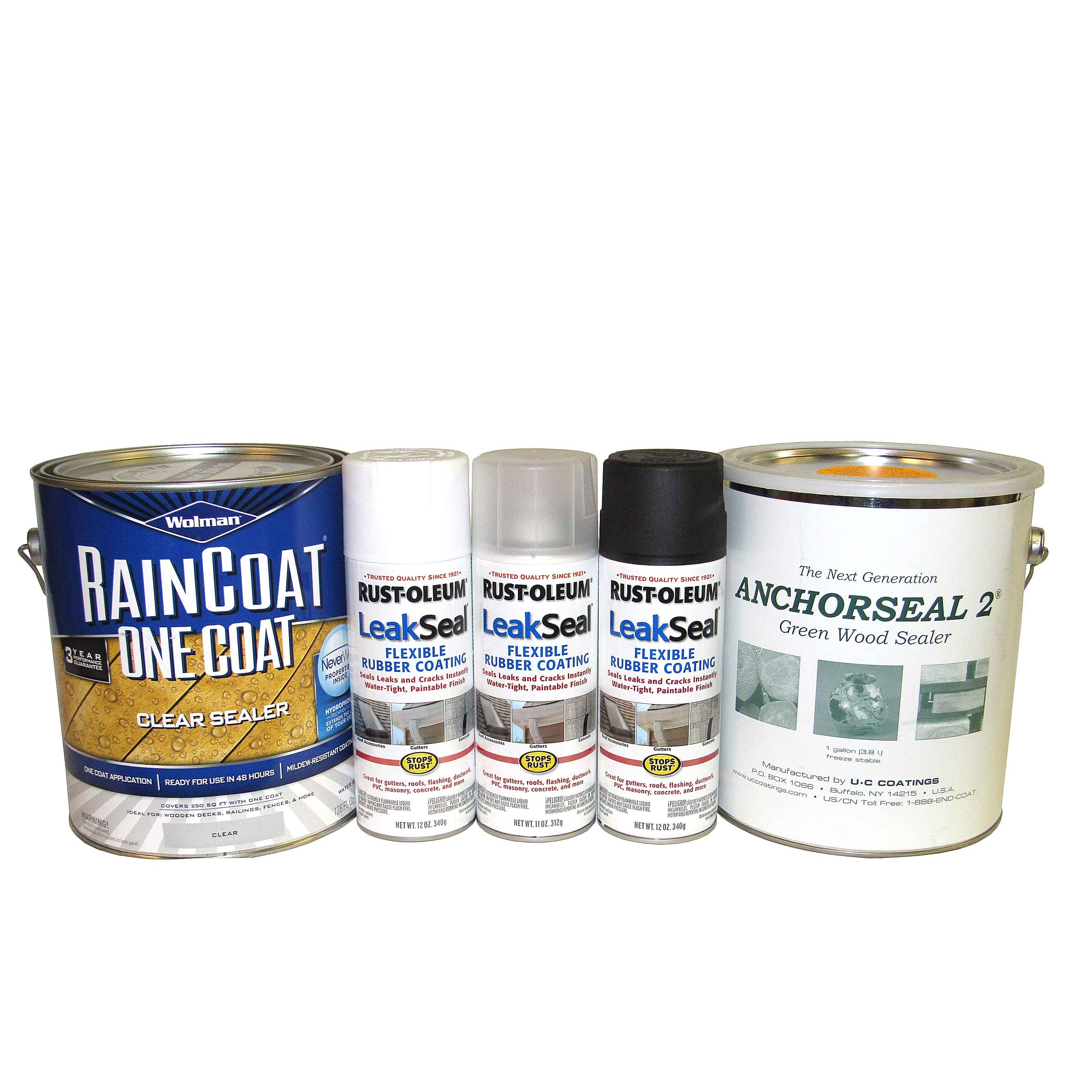 Caulks, Adhesives and Sealants