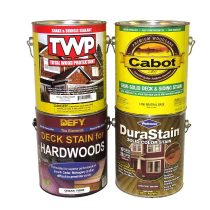Decking Stains and Accessories