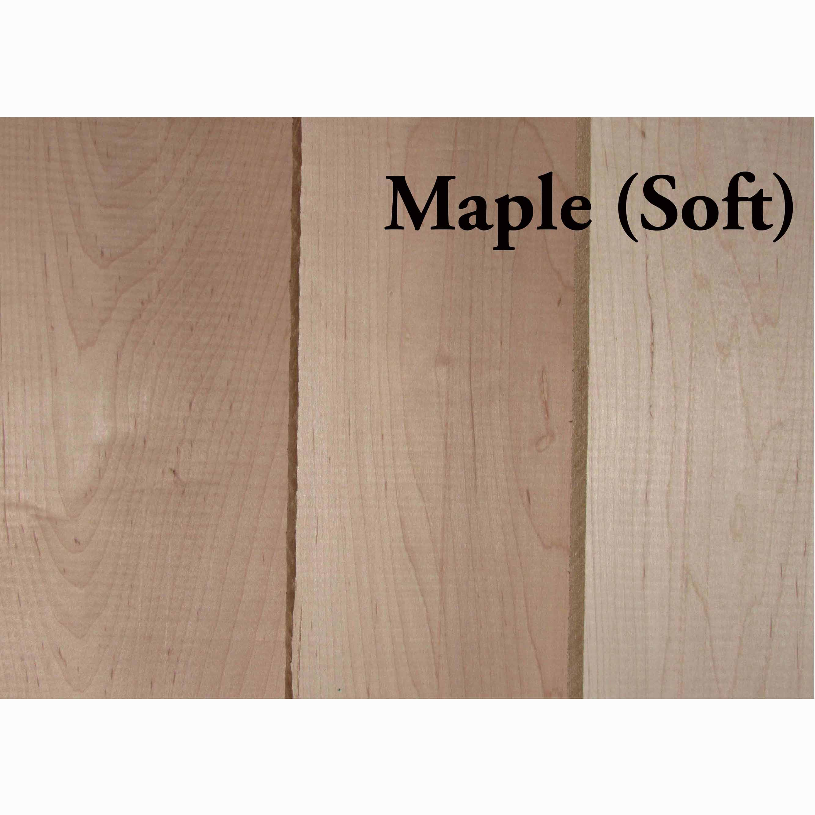 Maple, Soft