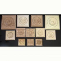 Rosettes & Plinth Blocks
