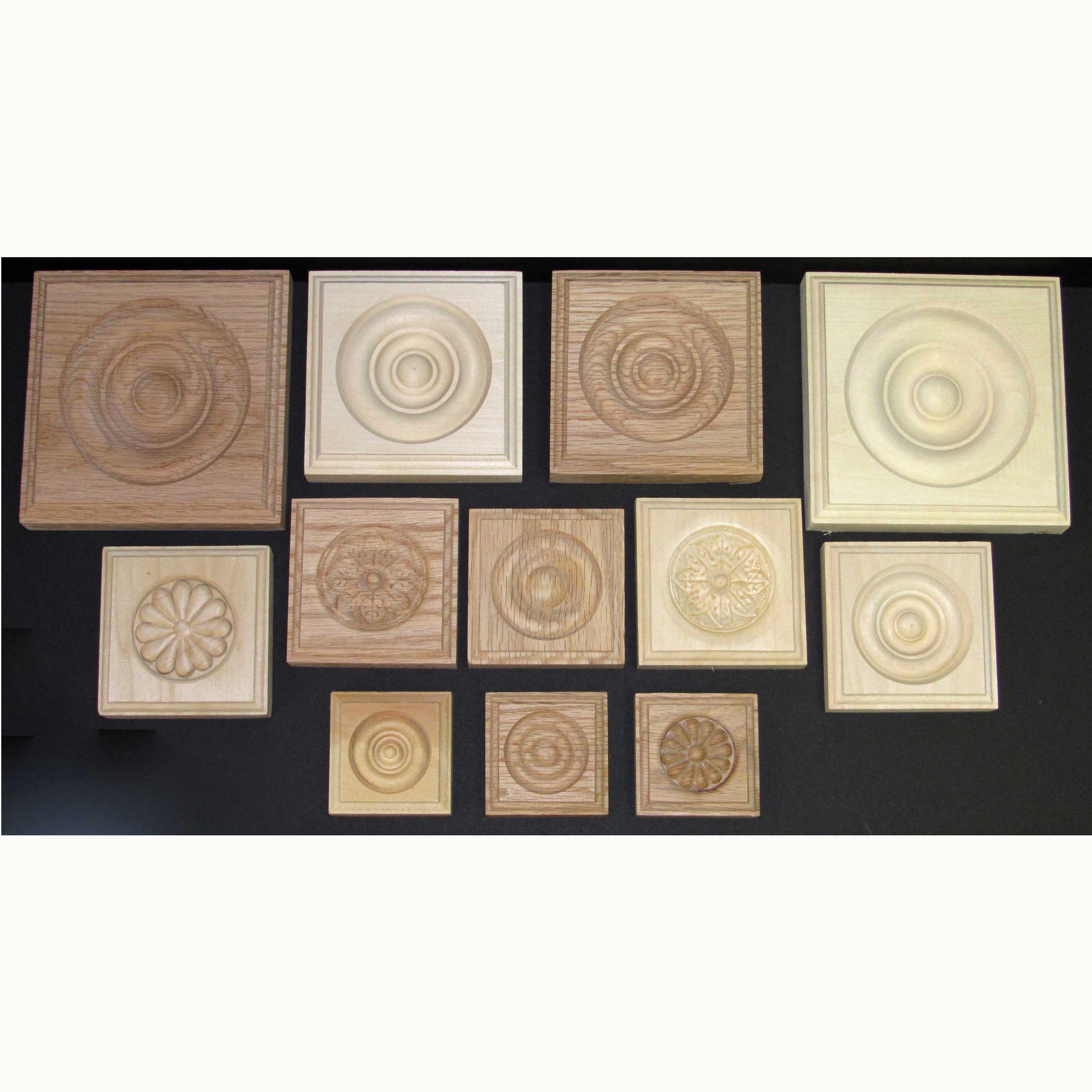 Rosettes & Plinth Blocks