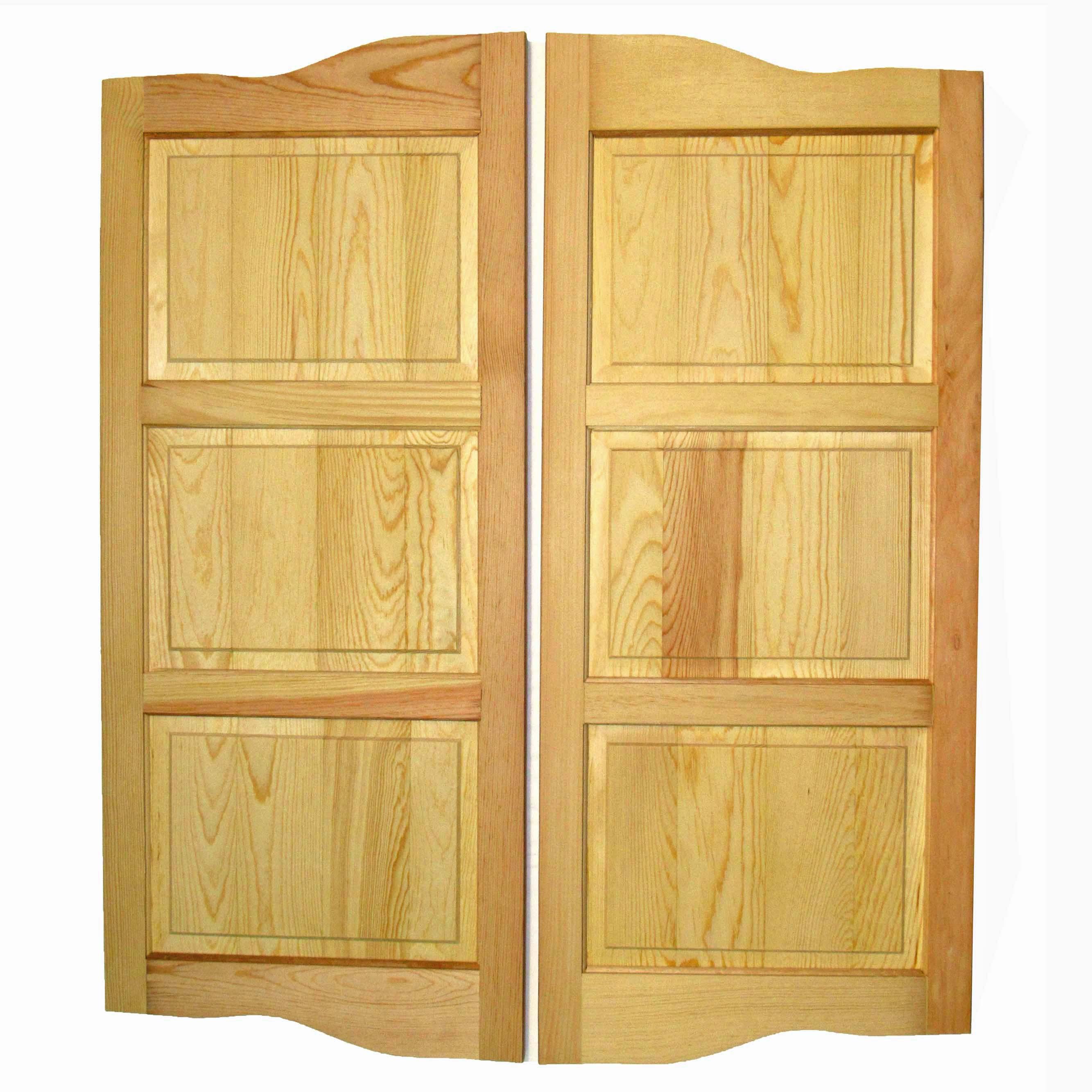 Raised Panel Cafe Doors  sc 1 st  Capitol City Lumber & Raised Panel Cafe Doors - Capitol City Lumber