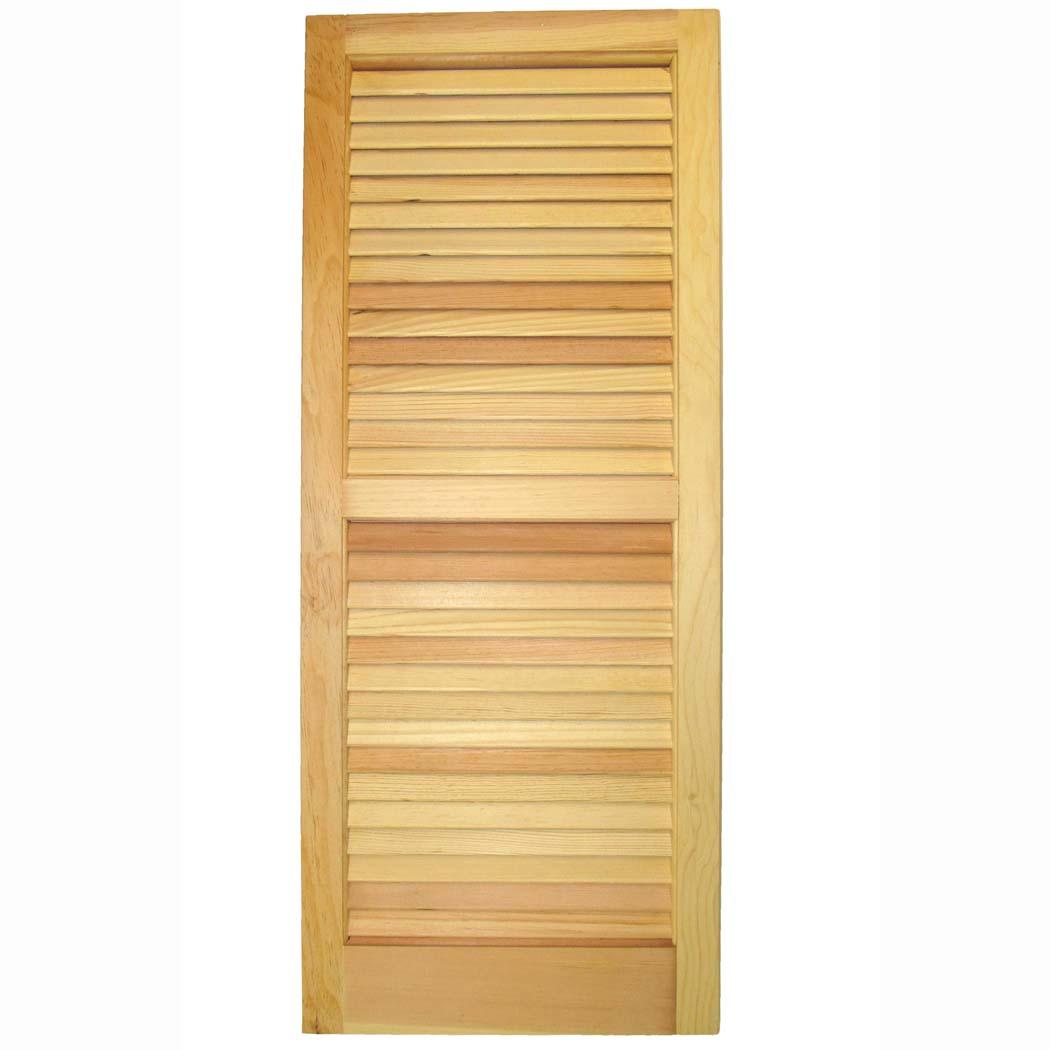 Premium Louvered Exterior Shutters Capitol City Lumber