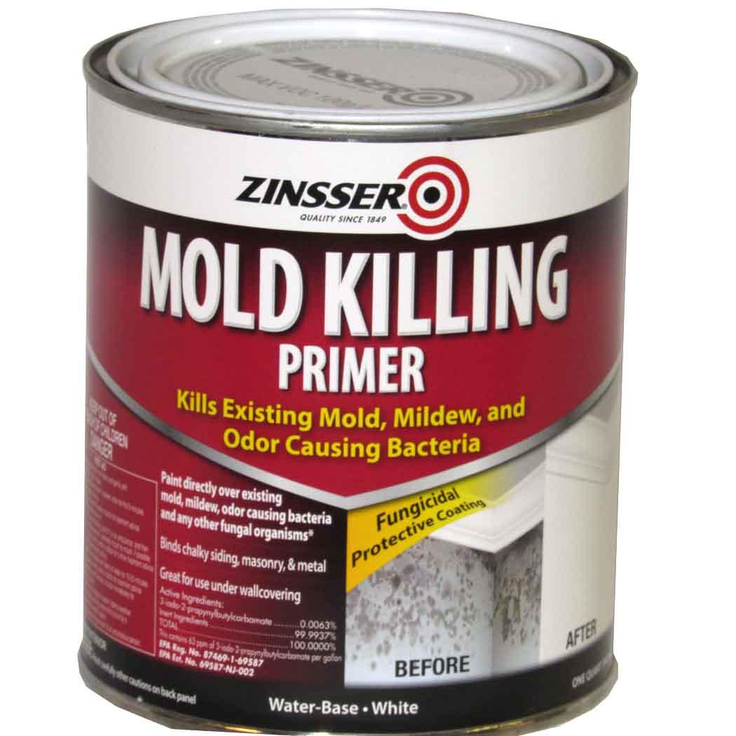 Zinsser Mold Killing Primer Capitol City Lumber