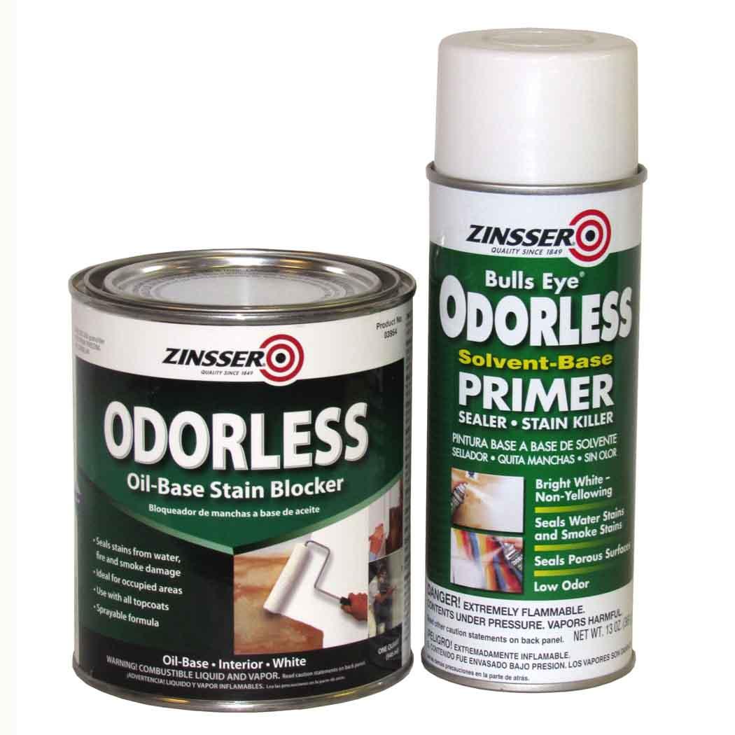 zinsser odorless interior oil base stain blocker capitol city lumber. Black Bedroom Furniture Sets. Home Design Ideas
